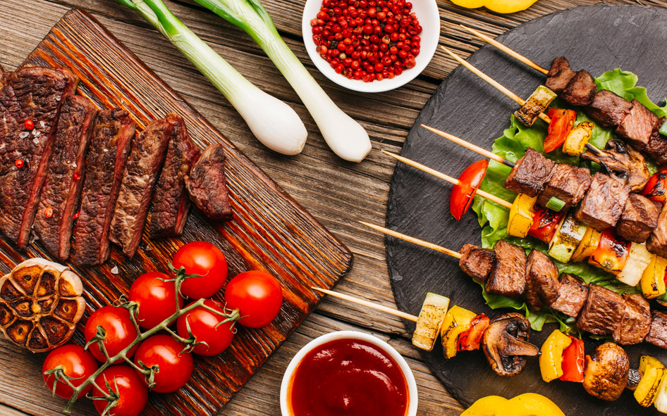 Tips para disfrutar un rico asado a la parrilla